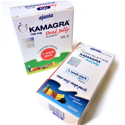 Kamagra Oral Jelly Mix
